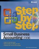 Microsoft Office Small Business Accounting 2006 Step by Step (Step By Step (Microsoft))