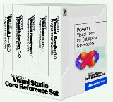 Microsoft Visual Studio Core Reference Set (Microsoft Professional Editions , So5)