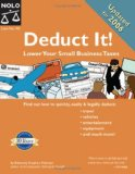 Deduct It! Lower Your Small Business Taxes, Second Edition