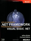 Applied Microsoft .NET Framework Programming in Microsoft Visual Basic .NET