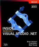 Inside Microsoft  Visual Studio  .NET 2003 (Microsoft .Net Development)