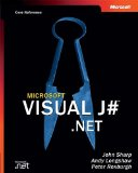 Microsoft Visual J# .NET (Core Reference) (Pro-Developer)